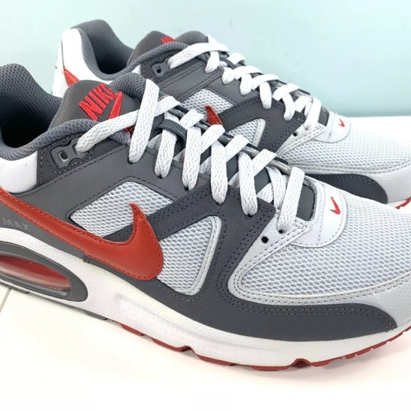 nike air max command red white